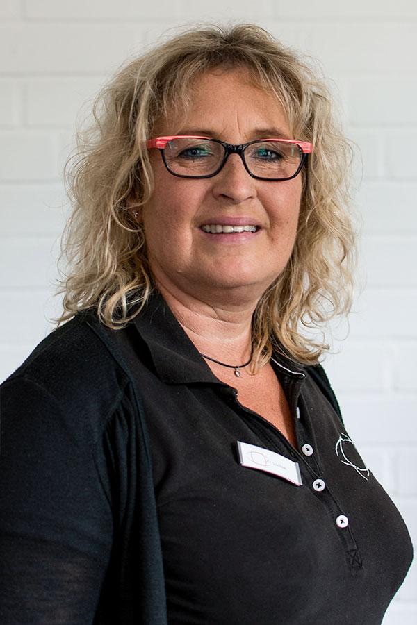 Vision100 Augenarztpraxis Viersen Team Frau Lochner