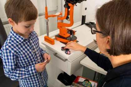 Vision 100 Sehschule Rheydt